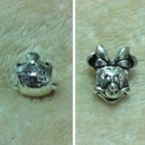Jewelry - Disney Minnie Mouse Ale 925 Stamped Silver